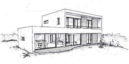 Agence D 39 Architecture Bererd St Phane Maison Contemporaine
